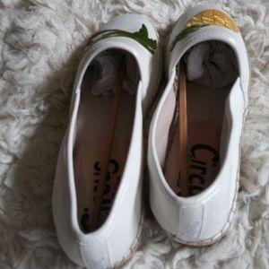 Sam Edelman Shoes - NWOT Sam Edleman Espadrile Flats 8